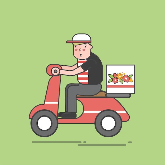Illustrationssatz des supermarktvektors Kostenlosen Vektoren