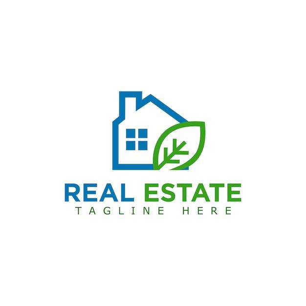 Immobilien Home öko Logo Icon Vorlage Download Der Premium