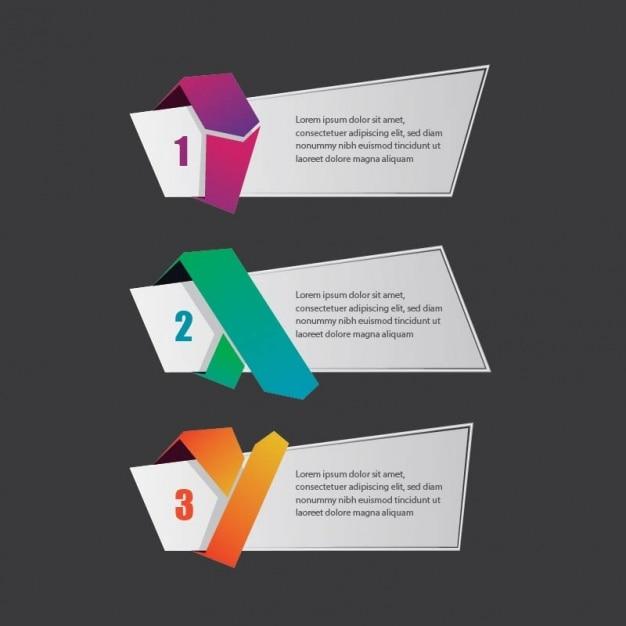 Infografik-elemente design Kostenlosen Vektoren
