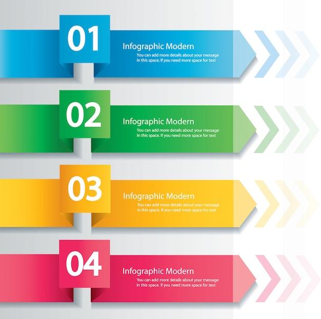 Infografik Premium Vektoren