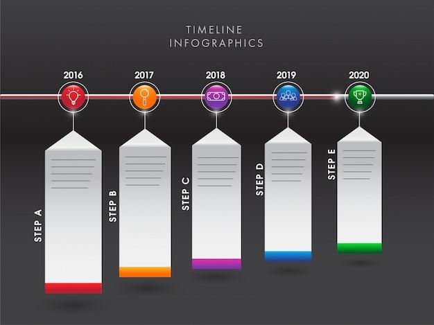 Infographik e Premium Vektoren