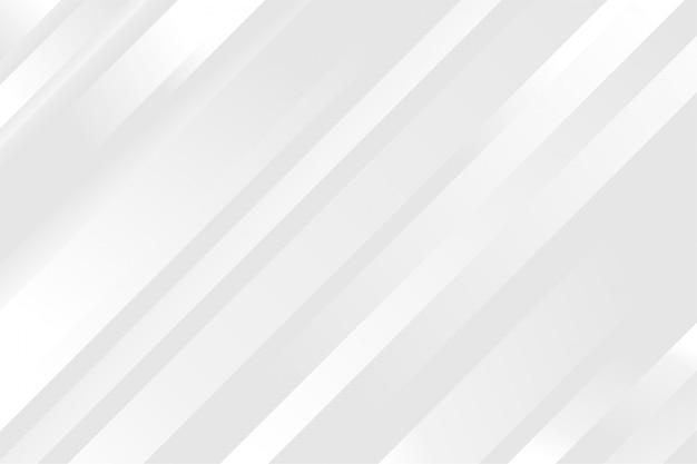 Inspirierender weißer hintergrund mit glänzenden linien Premium Vektoren