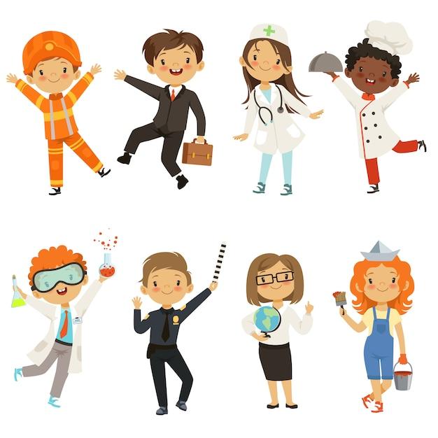 Mädchen Berufe