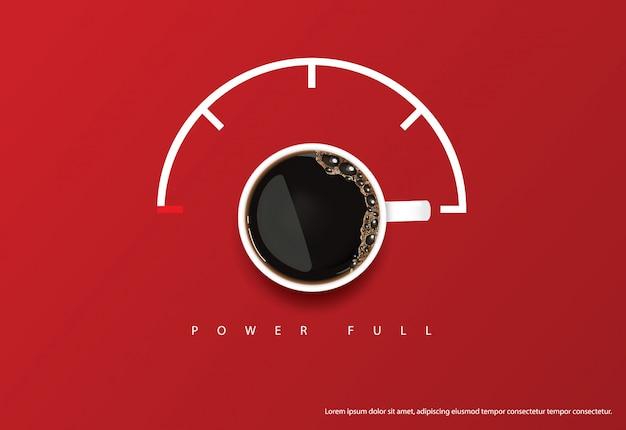 Kaffee-plakat-anzeige Premium Vektoren