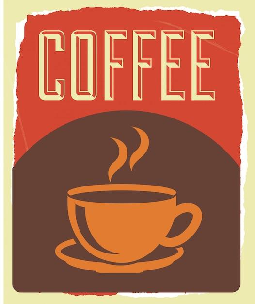 Kaffee Kostenlosen Vektoren