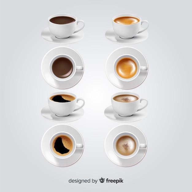 Kaffeetassen Kostenlosen Vektoren