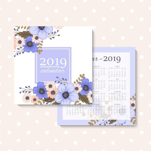 Kalender Kostenlosen Vektoren