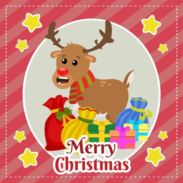 Frohe Weihnachten Schablone.Kartenren Geschenksacke Der Schablone Frohe Weihnachten