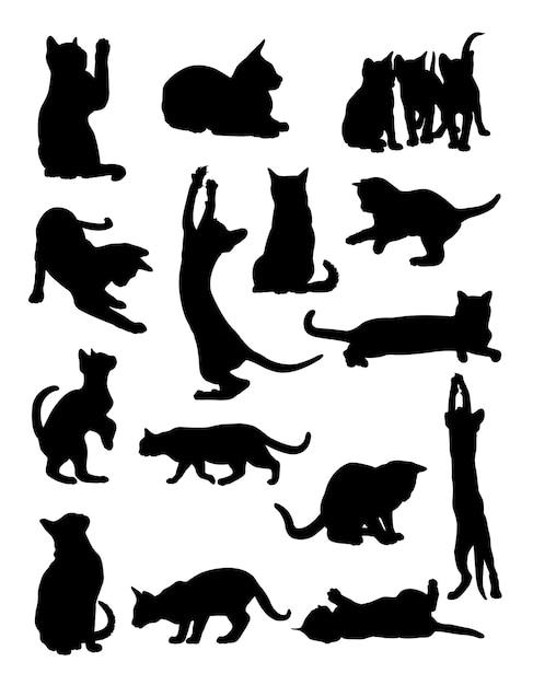 Niedlich Katzen Vorlagen Kostenlos Fotos - Beispielzusammenfassung ...