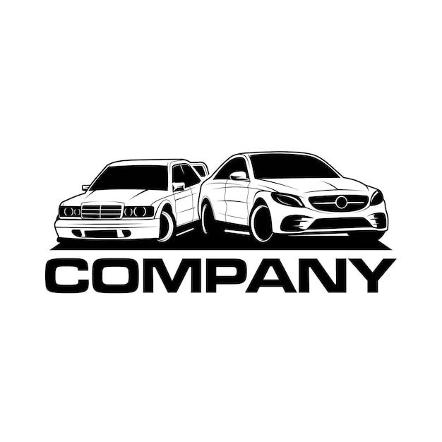 Kfz-logo Premium Vektoren