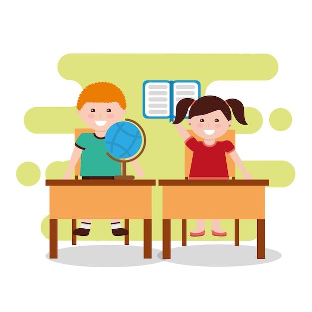 Globus Karte.Kinder Klasse Notebook Globus Karte Und Schreibtische Stuhle