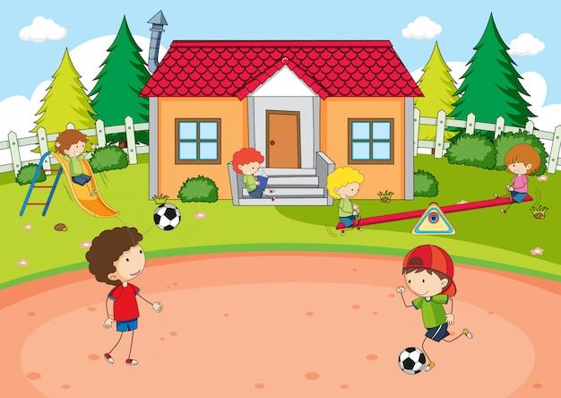 Spiele Im Haus