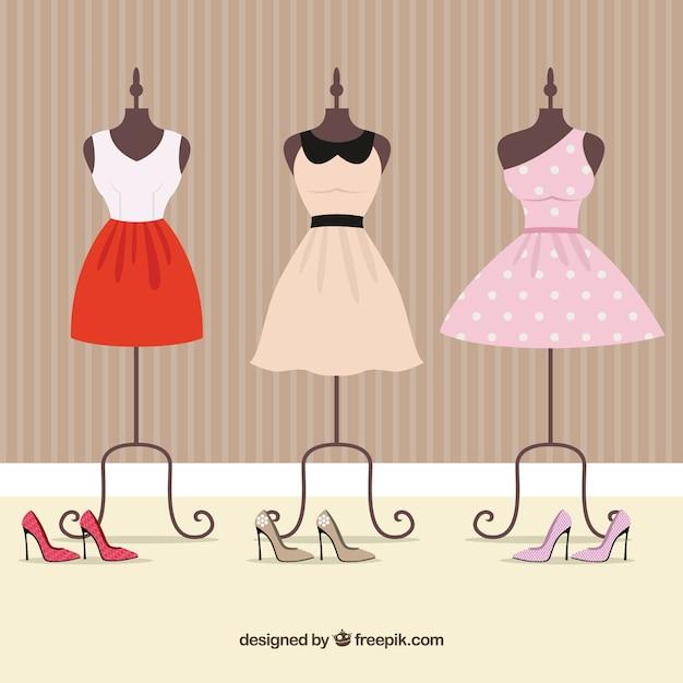 Kleider Kostenlosen Vektoren