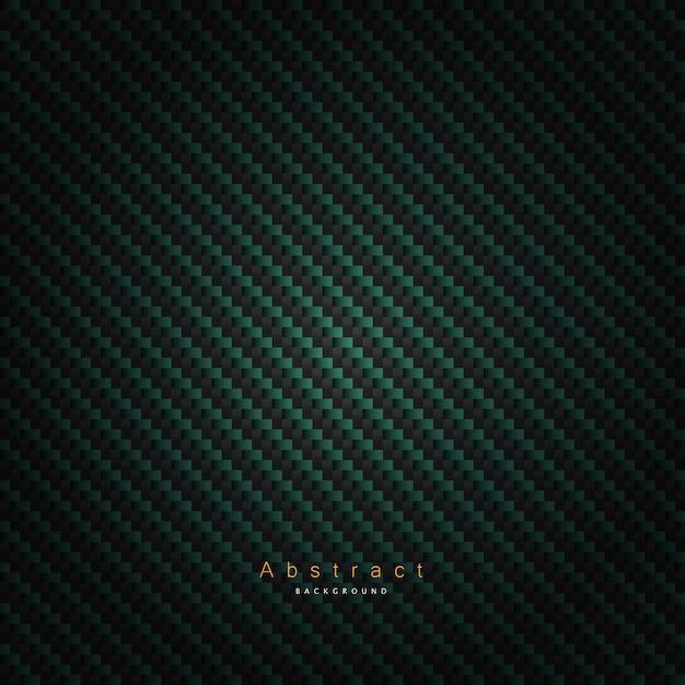 Kohlefaser textur hintergrund Premium Vektoren