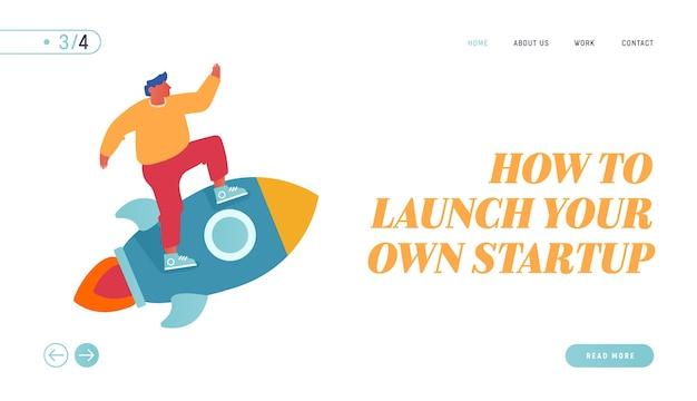 Kreative geschäftsinnovationsillustration Premium Vektoren