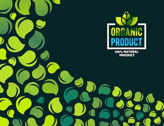 Kreatives konzept des grünen hauses logo template Kostenlosen Vektoren