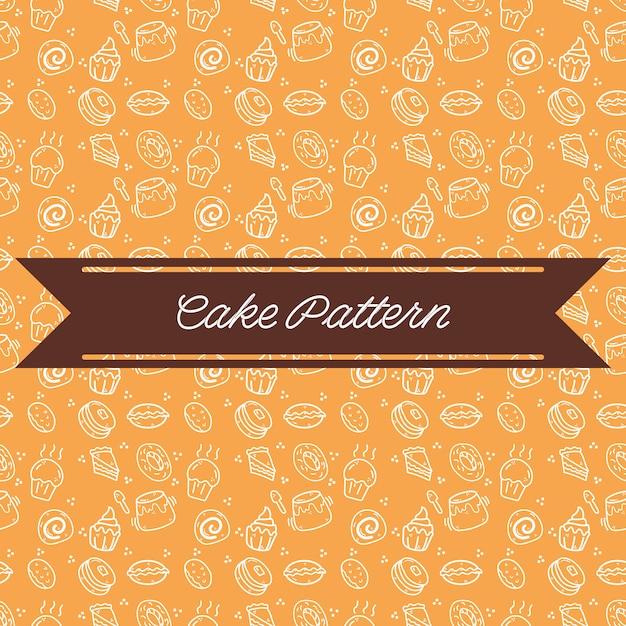kuchen muster premium vektoren - Kuchen Muster