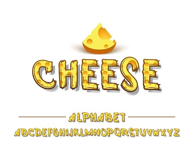 Lateinisches alphabet Premium Vektoren