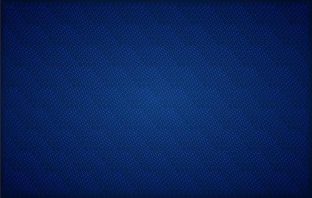 Led blau kinoleinwand hintergrund Premium Vektoren