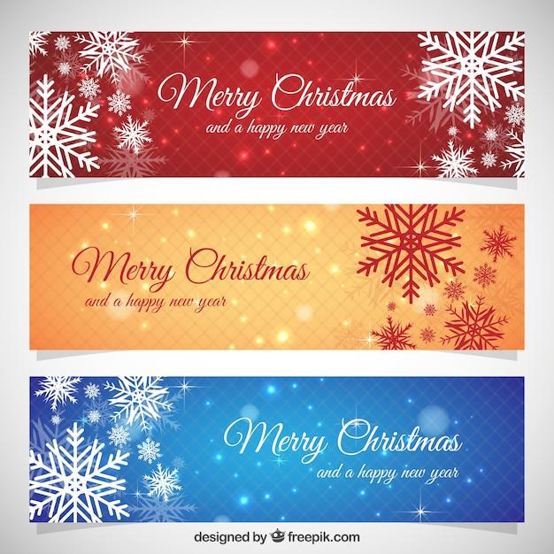 leuchtende frohe weihnachten banner download der premium. Black Bedroom Furniture Sets. Home Design Ideas