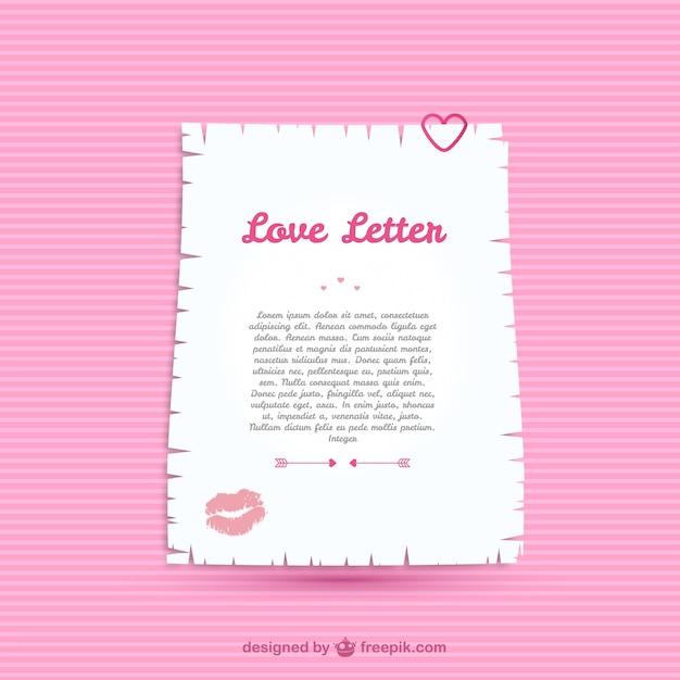 Liebesbrief Schreiben Beispiel Vorlage Fur 1