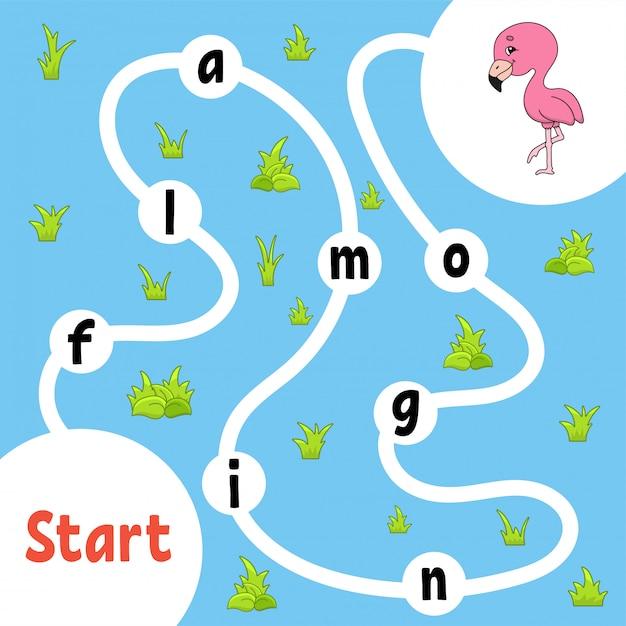 Logik-puzzle-spiel. Premium Vektoren