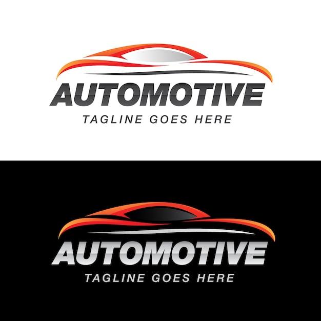 Logo auto Premium Vektoren