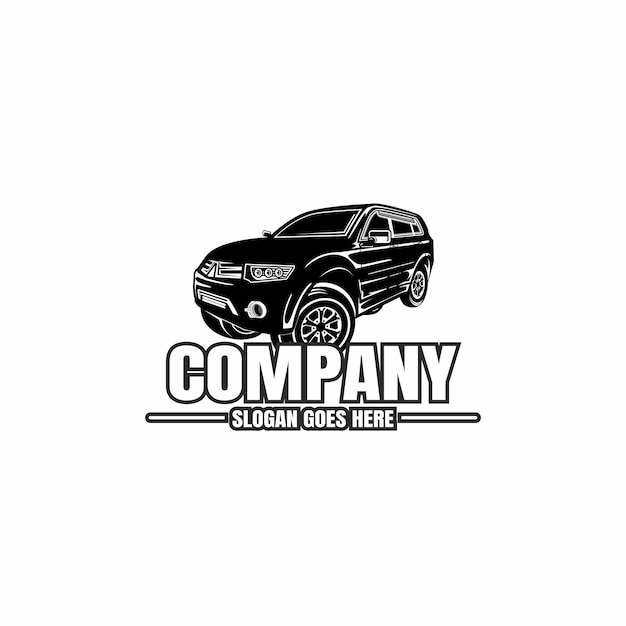 Logo der automobilindustrie Premium Vektoren