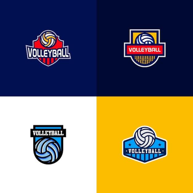 Logo für sportabzeichen Premium Vektoren