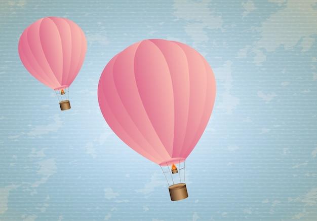 Luftballons Premium Vektoren