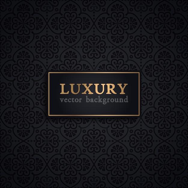 Luxus-vektor-muster Kostenlosen Vektoren