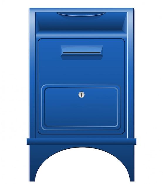Mailbox-symbol. Premium Vektoren