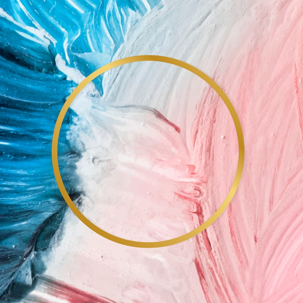 Malen sie texturhintergrundfeld Kostenlosen Vektoren