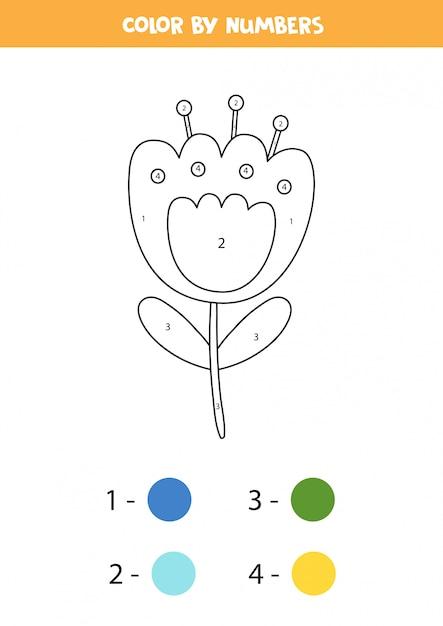 malvorlagen für kinder bluebell blume arbeitsblatt für