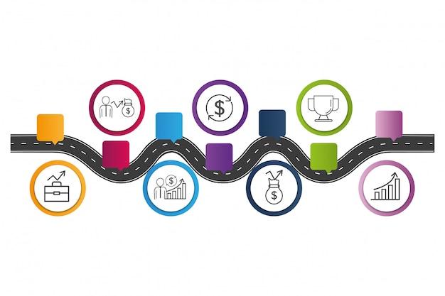 Mannpiktogrammkarikatur Premium Vektoren