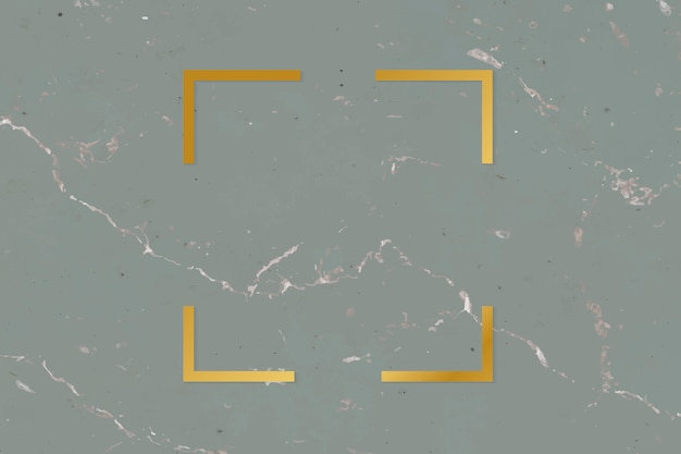 Marmor strukturierter hintergrundrahmen Kostenlosen Vektoren