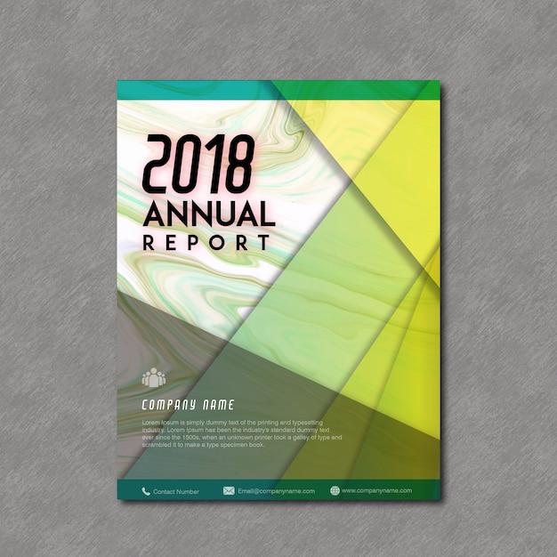Marmor textur broschüren vorlage designs Kostenlosen Vektoren