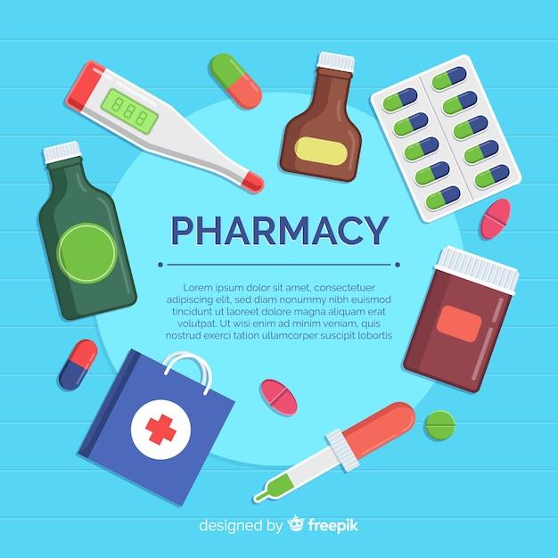 Medikation Kostenlosen Vektoren