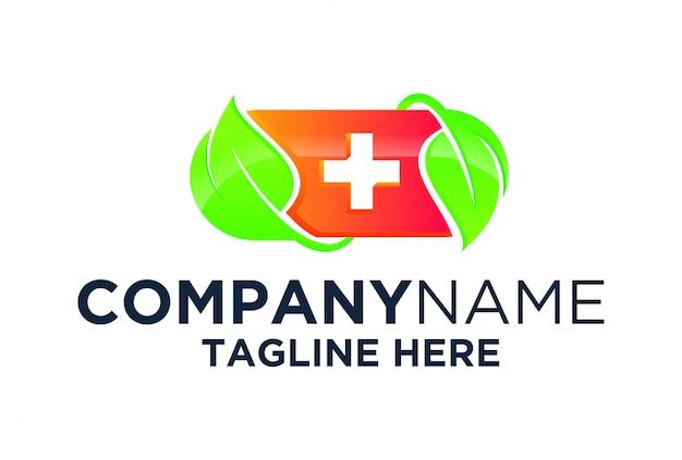 Medizin-logo Premium Vektoren