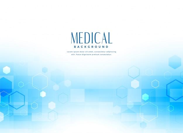 Medizin- und gesundheitspflegetapetenhintergrund Kostenlosen Vektoren