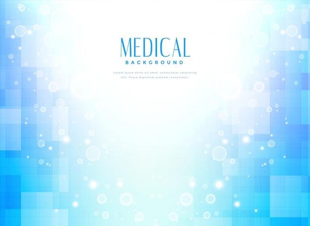 Medizin- und gesundheitswesenhintergrundschablone Kostenlosen Vektoren