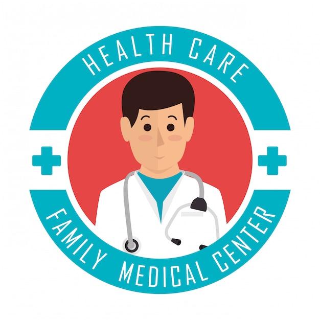 Medizinische versorgung Kostenlosen Vektoren