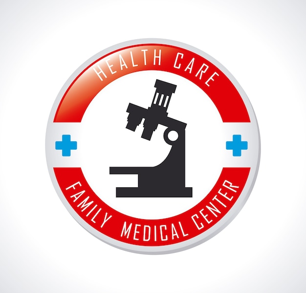 Medizinisches design Premium Vektoren