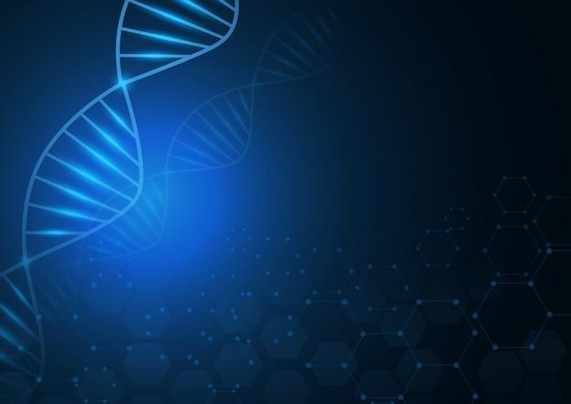 Medizinisches innovationskonzept des abstrakten hintergrundgesundheitswesens und des wissenschaftsikonenmusters. Premium Vektoren