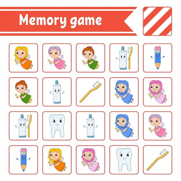 Memory Spiele Für Kinder