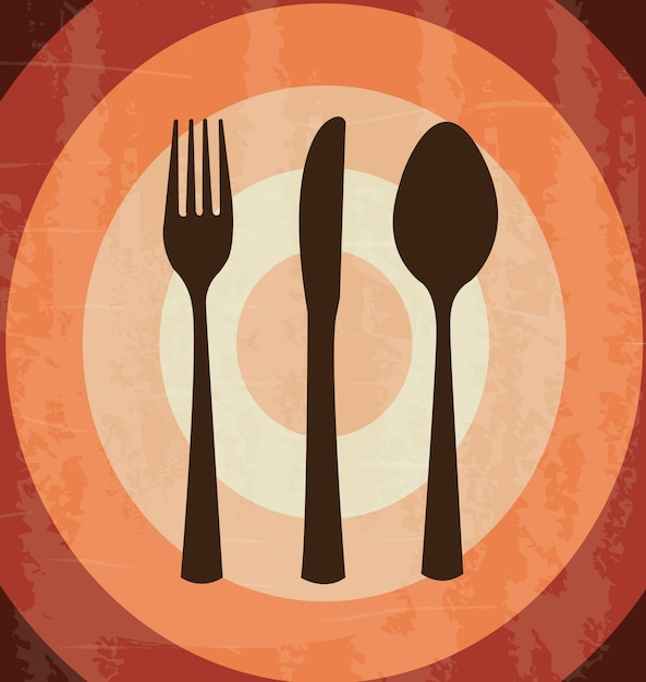 Menü-design Premium Vektoren