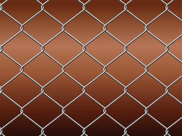 Schwarze Tapete Gl?nzend : Metallic Gef?ngnis nahtlose Muster Download der kostenlosen Vektor