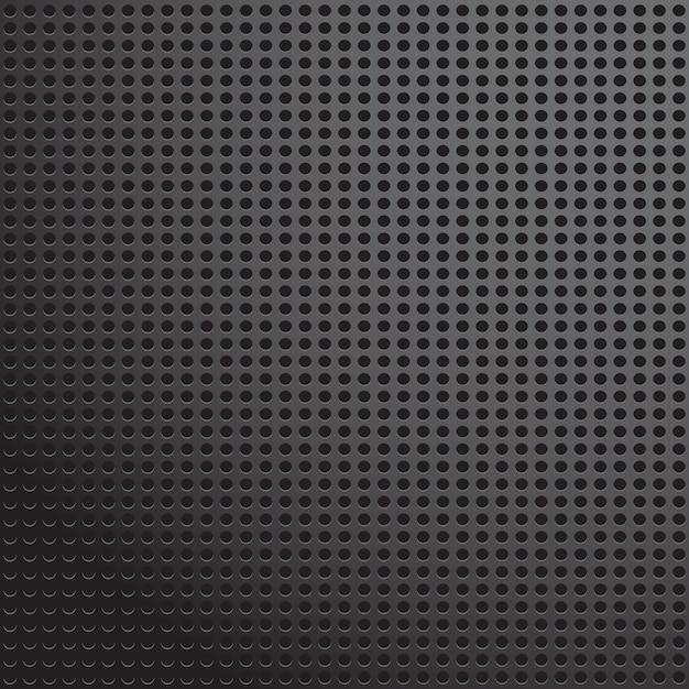 Metallplattengitter-texturmuster Premium Vektoren