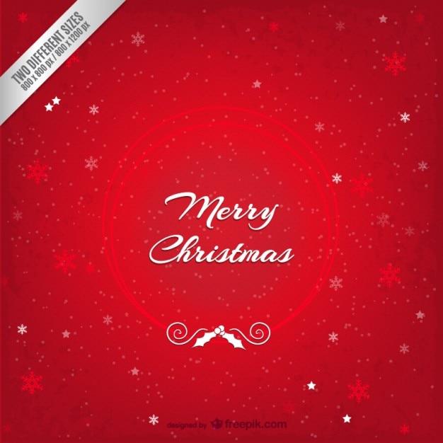 Minimalistischen red weihnachtskarte download der for Was ist ein minimalist