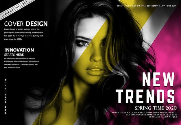 Mode banner vorlage Premium Vektoren